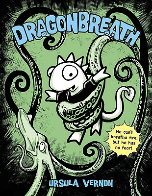 Dragonbreath By Vernon, Ursula